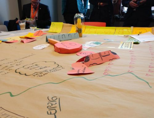 2. Workshop vor dem Innovationsforum