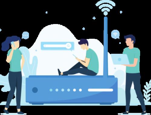 Die Zukunftsfähigkeit von Wireless Local Area Networks im städtischen Kontext