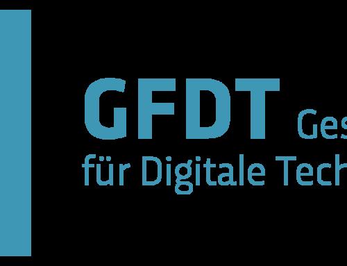 Neuer Partner im Netzwerk: Gesellschaft für Digitale Technologien mbH